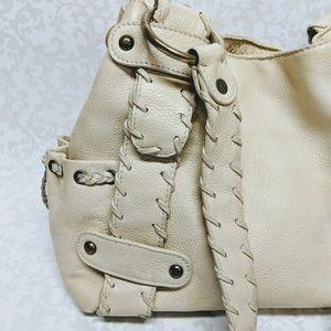 Kooba Ivory Leather 'Sienna' Hobo